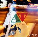 【メール便送料無料】竹内アンナ / at ONE[CD]【J2018/8/8発売】