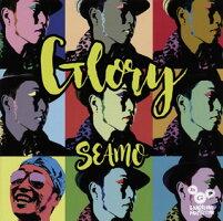 【メール便送料無料】SEAMO/GLORY[CD+DVD][2枚組][初回出荷限定盤]【J2019/2/20発売】