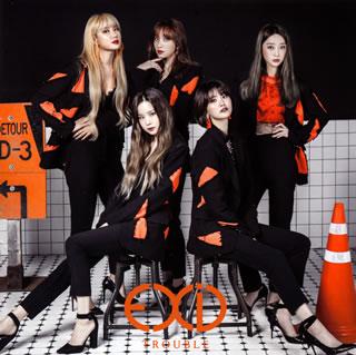 韓国(K-POP)・アジア, その他 CDEXID TROUBLEJ201943