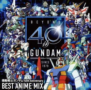 アニメ, その他 CD 40th Anniversary BEST ANIME MIXJ201943