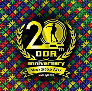 CD, その他 CDDanceDanceRevolution20th Anniversary Non Stop Mix Mixed by DJ KOOJ2019320
