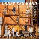 【国内盤CD】【ネコポス送料無料】クレイジーケンバンド / PACIFIC[CD]【J2019/8/7発売】