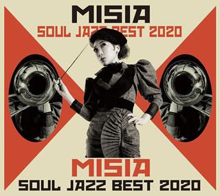 国内盤CD MISIA/MISIASOULJAZZBEST2020 CD  J2020/1/22発売