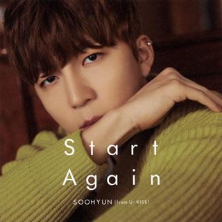 韓国(K-POP)・アジア, その他 CDSOOHYUN(from U-KISS) Start Again CDDVD2J2020311