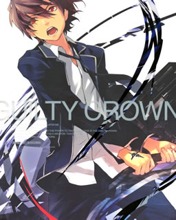 7位:『ギルティクラウン』