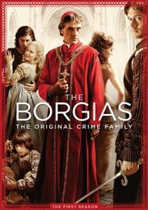 【国内盤DVD】ボルジア家 愛と欲望の教皇一族 ファースト・シーズン[4枚組]【★】【Xmasセール】【映画ドラマ】