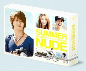 【送料無料】SUMMER NUDE ディレクターズカット版 Blu-ray BOX(ブルーレイ)[4枚組]【B2014/7/...