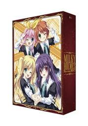ミルキィホームズ Blu-ray BOX 2〜探偵オペラ ミルキィホームズ 第2幕〜(ブルーレイ)