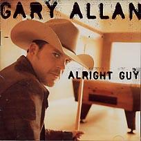 【輸入盤CD】Gary Allan / Alright Guy (ゲイリー・アラン)