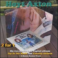 【Aポイント+メール便送料無料】ホイト・アクストン Hoyt Axton / Joy to the World/Country A...