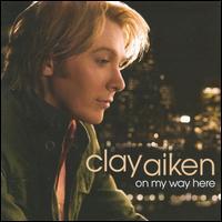 【輸入盤CD】【ネコポス送料無料】Clay Aiken / On My Way Here (クレイ・エイケン)