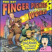洋楽, フォーク・カントリー CDChet Atkins Tommy Emmanuel Day Finger Pickers Took Over The World ()