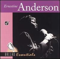 【輸入盤CD】【ネコポス送料無料】Ernestine Anderson / Ballad Essentials (アーネスティン・アンダーソン)