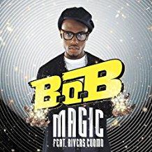 【輸入盤CDシングル】【ネコポス100円】Magic / B.o.B Featuring Rivers Cuomo【★】(B.O.B)