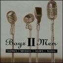 【メール便送料無料】Boyz II Men / Nathan Michael Shawn Wanya (輸入盤CD) (ボーイズ・II・メン)