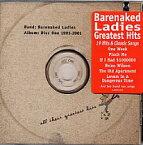【メール便送料無料】Barenaked Ladies / Disc One: All Their Greatest Hits [1991-2001] (輸入盤CD) (ベアネイキッド・レディース)