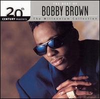 【輸入盤CD】Bobby Brown / Millennium Collection (ボビー・ブラウン)