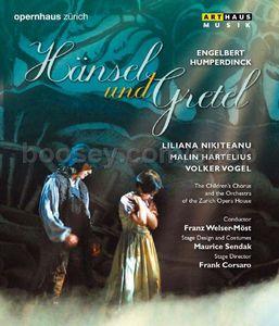 【送料無料】Humperdinck/Welser-Most/Corsaro/Sendak / Hansel Und Gretel(輸入盤ブルーレイ)