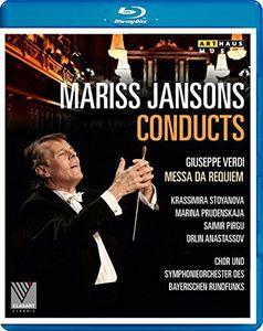 [郵費免費]Verdi/Jansons/Stoyanova/Prudenskaja/Messa Da Requiem(進口盤藍光)