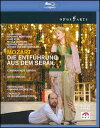 【送料無料】Mozart / Die Entfuhrung aus dem Serail - Carydis【2009/2/24】(輸入盤ブルーレイ) (モーツァルト(後宮からの逃走))