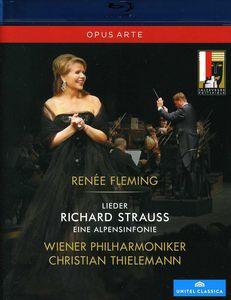 【輸入盤ブルーレイ】Strauss/Vienna Philharmonic/Thielemann / Renee Fleming Live In Concert【2012/6/26】