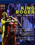 【送料無料】Szymanowski/Katowice/VSO/Elder / King Roger【2010/9/28】(輸入盤ブルーレイ)(シマノフスキ(ロジェ王))