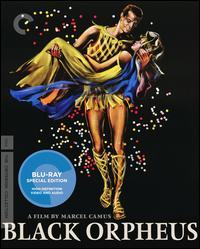 【輸入盤ブルーレイ】【ネコポス送料無料】Criterion Collection: Black Orpheus【2010/8/17】(黒いオルフェ)