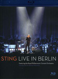 【輸入盤ブルーレイ】Sting / Sting: Live In Berlin【2010/11/22】(スティング)