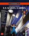 あめりかん・ぱいで買える「【輸入盤ブルーレイ】Rossini/Michieletto/Bordogna / Gazza Ladra【2012/2/28】(泥棒かささぎ」の画像です。価格は6,990円になります。