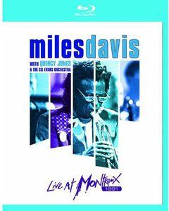 【メール便送料無料】Miles Davis / Live At Montreux 1991 (輸入盤ブルーレイ)