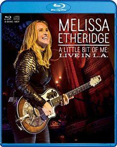 【輸入盤ブルーレイ】【ネコポス送料無料】Melissa Etheridge / Little Bit Of Me (w/CD)(メリサ・エスリッジ)