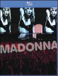 Madonna/Sticky&Sweet Tour(進口盤藍光)(麥當娜)