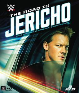 [郵件班次郵費免費]WWE: Road Is Jericho-Epic Stories&Rare Matches(進口盤藍光)