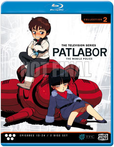 アニメ, その他 PATLABOR TV COLLECTION 2 (2)()()