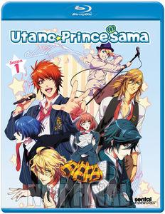 アニメ, その他 UTA NO PRINCE SAMA 1000: SEASON 1 (2)()()