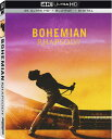 【メール便送料無料】Queen / Bohemian Rhapsody (輸入盤ブルーレイ) [4K Ultra HD] (クイーン / ボヘミアン・ラプソディ)【映画】【BM2019/2/12発売】【★】