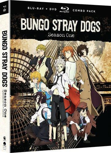 アニメ, その他 BUNGO STRAY DOGS - SEASON ONE (4PC) (WDVD)B201836()