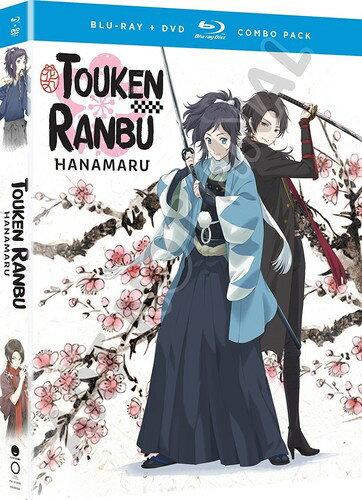 アニメ, その他 TOUKEN RANBU HANAMARU: SEASON ONE (4PC) (WDVD)B2018213()