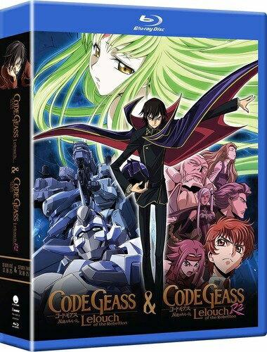 アニメ, その他 CODE GEASS: COMPLETE SERIES (8PC)