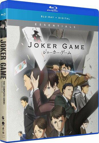 アニメ, その他 JOKER GAME: COMPLETE SERIES (2PC)