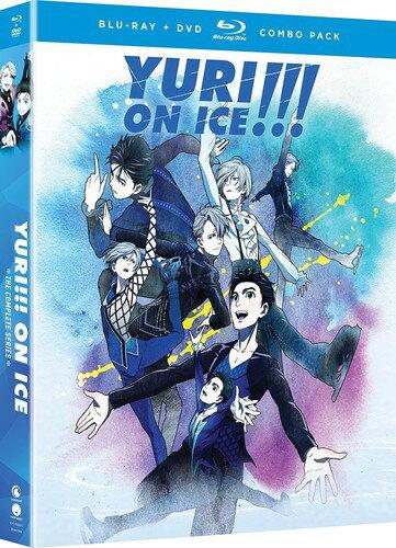 アニメ, その他 YURI ON ICE: COMPLETE SERIES (2PC) (WDVD)B201826()