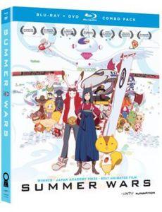 SUMMER WARS: MOVIE (3枚組) (W/DVD)(アニメ輸入盤ブルーレイ)(サマーウォーズ)