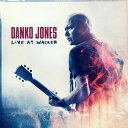 【メール便送料無料】DANKO JONES / LIVE AT WAC...
