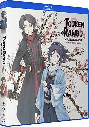 アニメ, その他 TOUKEN RANBU HANAMARU: COMPLETE SERIES (4PC)B202055()