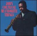 【Aポイント+メール便送料無料】ジョン・コルトレーン John Coltrane / My Favorite Things (...