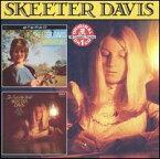 【輸入盤CD】【ネコポス送料無料】Skeeter Davis / Blueberry Hill/End Of The World (スキーター・デイヴィス)
