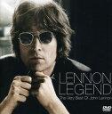 【輸入盤DVD】【1】JOHN LENNON / LENNON LEGEND(ジョン・レノン)