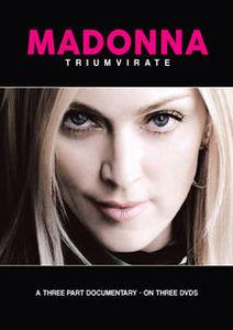 MADONNA/TRIUMVIRATE(3PC)(進口盤DVD)(麥當娜)