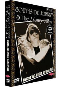 【輸入盤DVD】【ネコポス送料無料】【0】SOUTHSIDE JOHNNY & ASHBURY JUKES / LIVE AT ALABAMA HALL MUNICH 1985(サウスサイド・ジョニー)