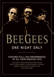 BEE GEES / ONE NIGHT ONLY: ANNIVERSARY EDITION(進口盤DVD)(B·G B·G)